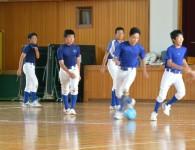 合宿サッカー1